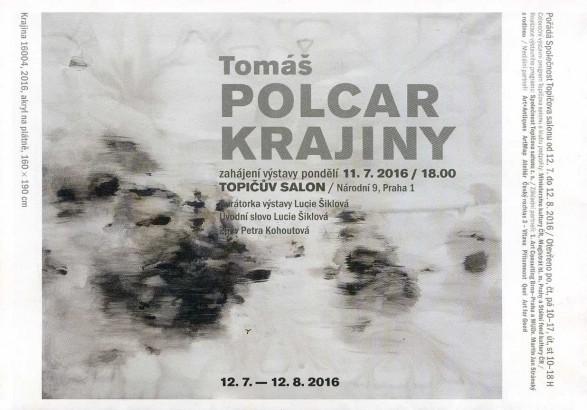 Tomáš Polcar: Krajiny