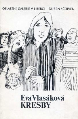 Eva Vlasáková: Kresby
