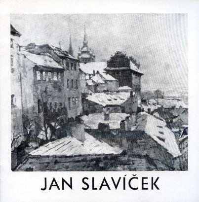 Jan Slavíček 1900-1970