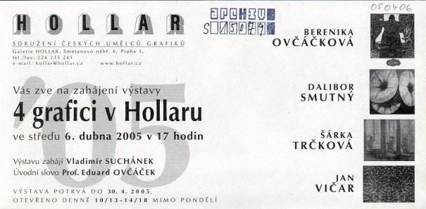 4 grafici v Hollaru