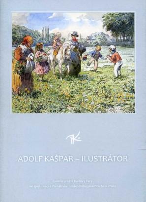 Adolf Kašpar - ilustrátor