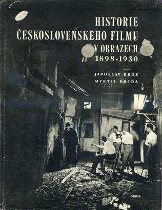 Historie československého filmu v obrazech