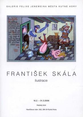 František Skála: Ilustrace