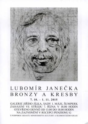Lubomír Janečka: Bronzy a kresby