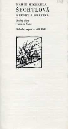 Marie Michaela Šechtlová: Kresby a grafika