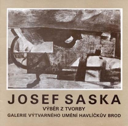 Josef Saska: Výběr z tvorby
