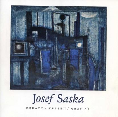 Josef Saska: Obrazy, kresby, grafiky