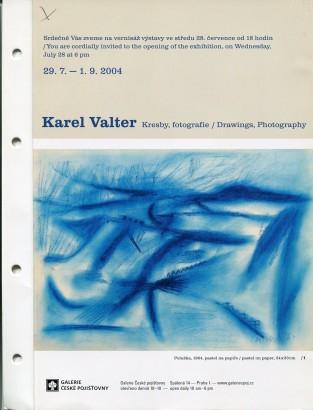 Karel Valter: Kresby, fotografie / Drawings, Photography