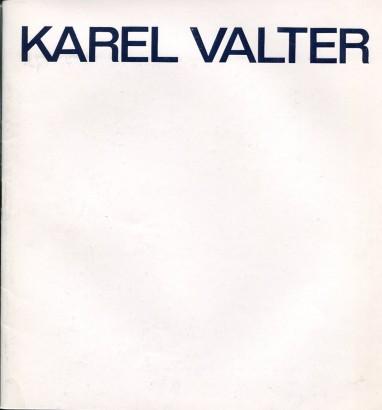 Karel Valter: Obrazy 1970-1982