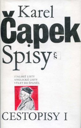 Čapek, Karel - Cestopisy I