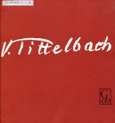 Vojtěch Tittelbach: Dílo