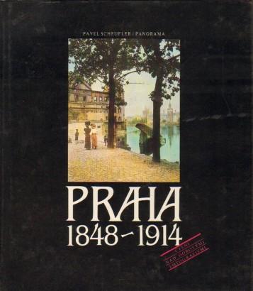 Scheufler, Pavel - Praha 1848-1914
