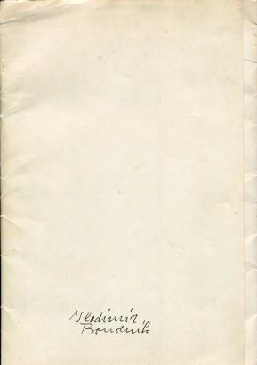 Vladimír Boudník: Grafika 2. (1960 - 1968)