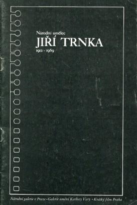Národní umělec Jiří Trnka 1912-1969