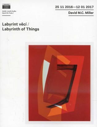 David M. C. Miller: Labyrint věcí / Labyrinth of Things