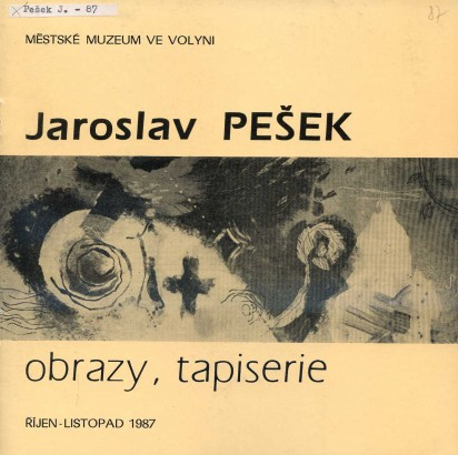 Jaroslav Pešek: Obrazy, tapiserie