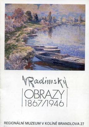 Václav Radimský: Obrazy