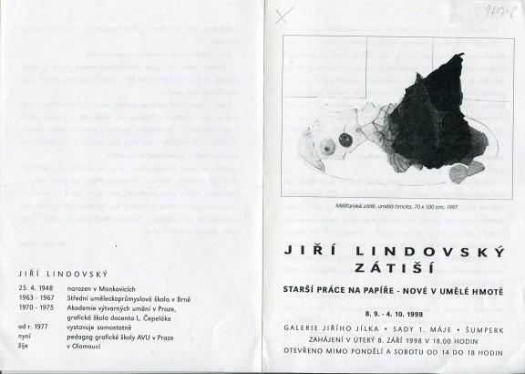Jiří Lindovský: Zátiší