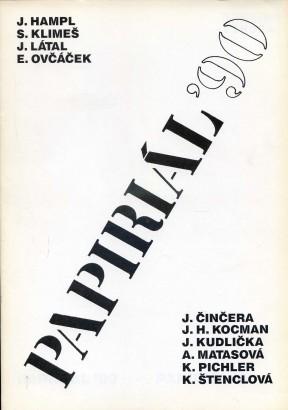Papiriál 90
