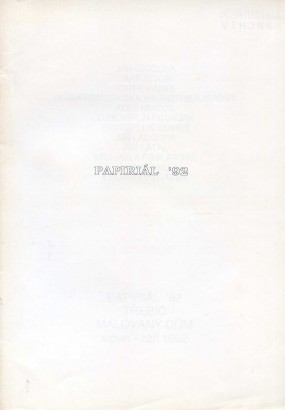 Papiriál 92