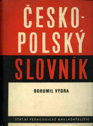 Vydra, Bohumil - Česko-polský slovník