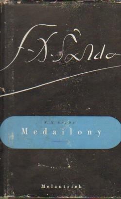 Šalda, František - Medailony