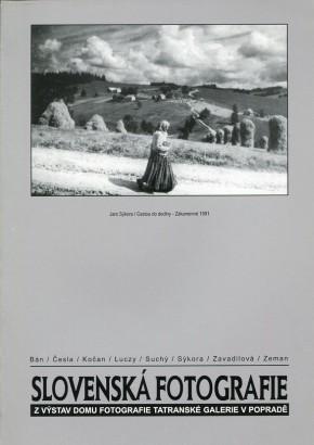 Slovenská fotografie