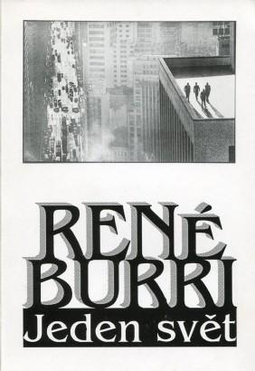 René Burri: Jeden svět