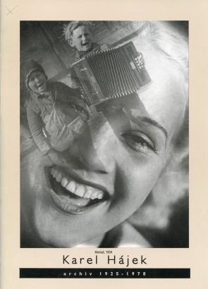 Karel Hájek: Archiv 1925 - 1978