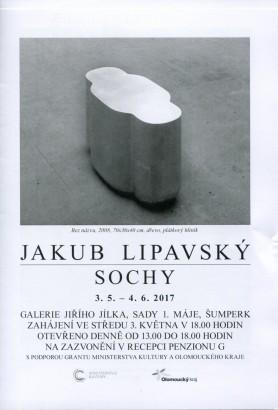 Jakub Lipavský: Sochy