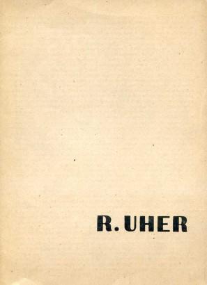 R. Uher