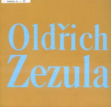 Oldřich Zezula: Praha – Kroměříž, soubor obrazů