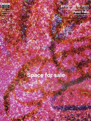 Peter Fabo: Space for sale