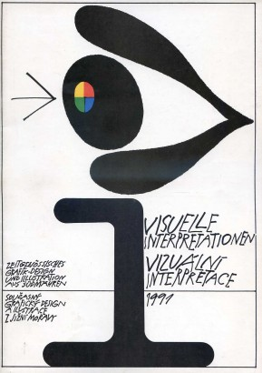 Vizuální interpretace / Visuelle Interpretationen