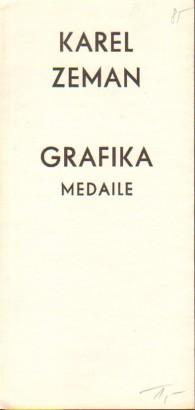 Karel Zeman: Grafika, medaile