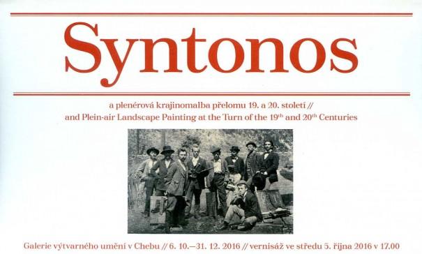 Syntonos a plenérová krajinomalba přelomu 19. a 20. století / Syntonos and Plein-air Landscape Painting at the Turn of the 19th and 20th Centuries