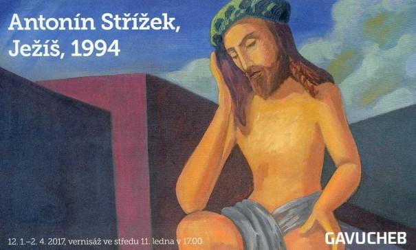 Antonín Střížek, Ježíš, 1994