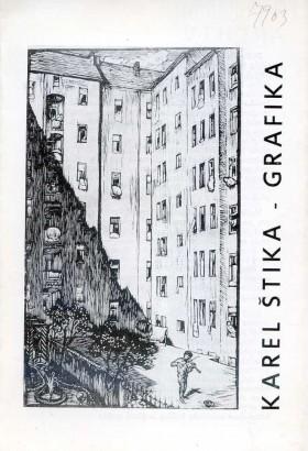 Karel Štika: Grafika