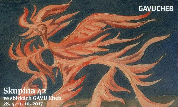 Skupina 42 ve sbírkách GAVU Cheb