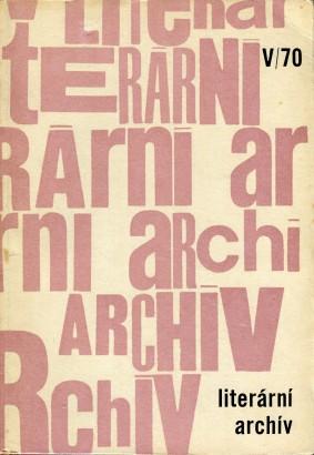 Literární archív