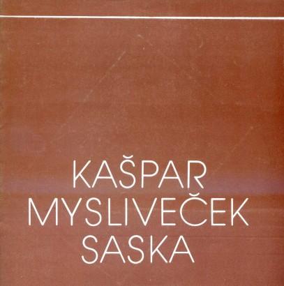 Jiří Kašpar: Sochy, Jaroslav Mysliveček: Obrazy, Josef Saska: Kresby