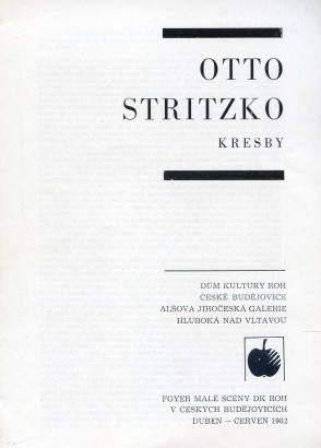 Otto Stritzko: Kresby