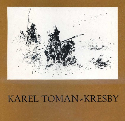 Karel Toman: Kresby