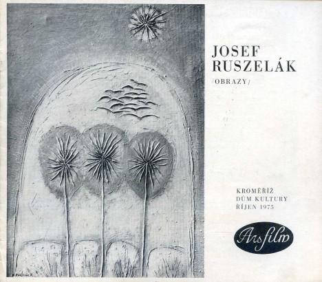 Josef Ruszelák: Obrazy