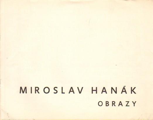 Miroslav Hanák: Obrazy