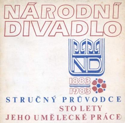 Černý, Jindřich - Národní divadlo 1883-1983