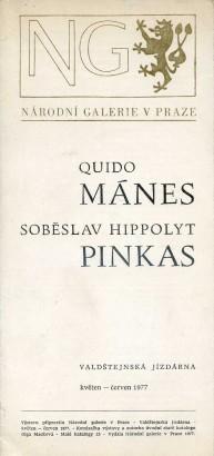 Quido Mánes, Soběslav Hippolyt Pinkas