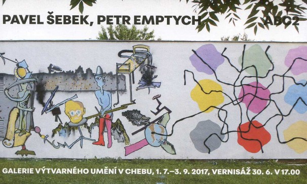 Pavel Šebek, Petr Emptych: ABC2