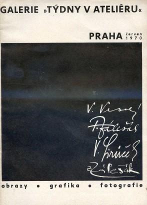 Vladimír Veselý, František Zálešák, Vladimír Sirůčka, Zdeněk Zálešák