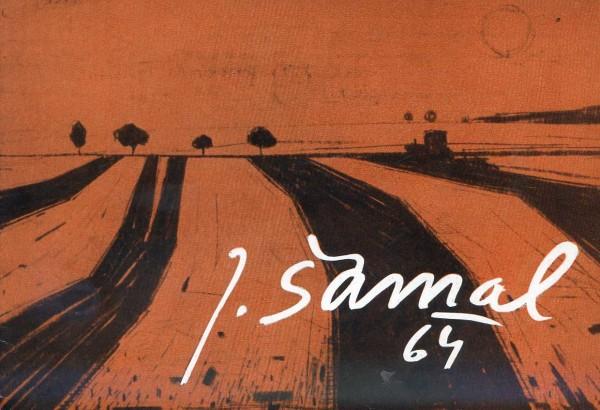 Jaroslav Šámal: Obrazy - kresby, 1961 - 64